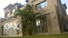 Apartment for rent ground floor 3 bedrooms modern at bamboo palm hills
