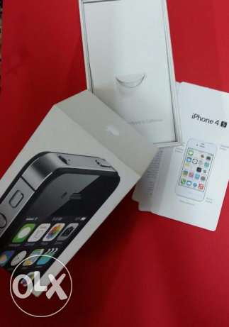 iPhone 4S 8GB For sale الهرم -  8