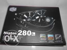 Cooler Master NEPTON 280L 280mm Used 2month only