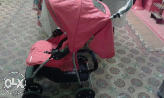 New MOTHER CARE baby car.