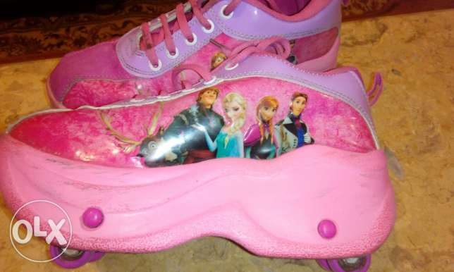 Shoes with wheels مدينة نصر -  1