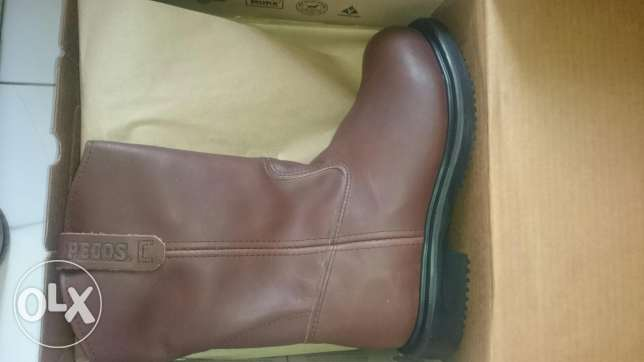 Red wing Safety shoes مدينة الرحاب -  1