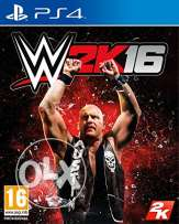 WWE 2K 16 For PS4
