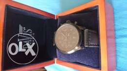 Davis Paris military watch