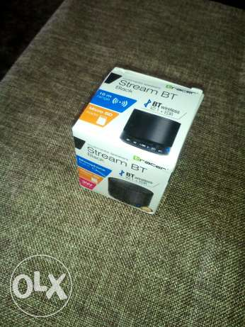 Bluetooth speaker brand new powerful وسط القاهرة -  1