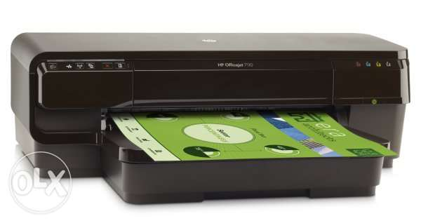 طابعة Office jet 7110 wide format
