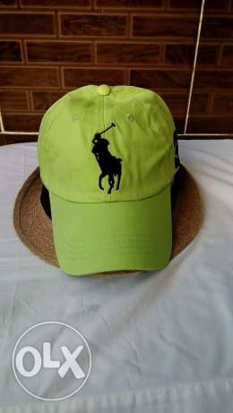 Cap polo ralph lauren original كاب بولو الوراق -  2