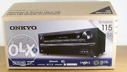 Onkyo 805W 7.2-Channel Network Receiver with Built-In Dolby Atmos