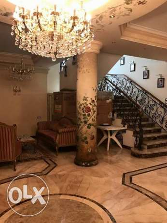 For Sale in ElObour - Luxury Finished Villa 550 m