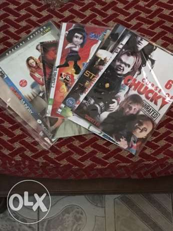 DVD movies all kind