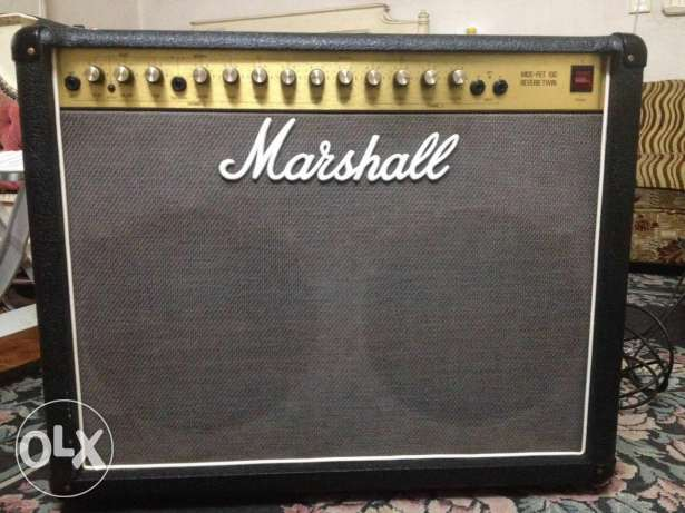 Marshall amplifier solid state