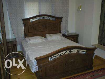 Secured location clean furniture all rooms green view, degla front CAC المعادي -  1