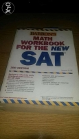 Sat math work book