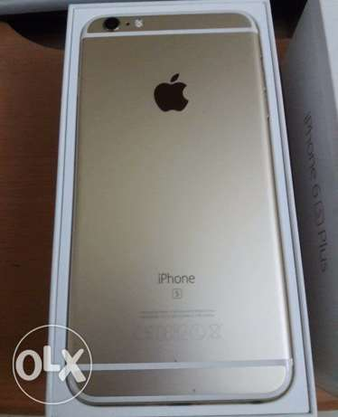 iphone 6s plus 16g Gold عين شمس -  2