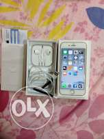 iphone 6 64gb with box and original charger