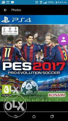 Pes 16, pes 17, fifa 16 and fifa 17 6 أكتوبر -  1