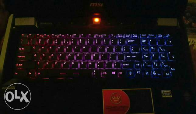 MSI DOMINATOR GT70 - One Of The Best Gaming Laptops In Egypt For Sale مصر الجديدة -  4