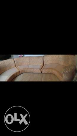 Round Sofa for 10 people