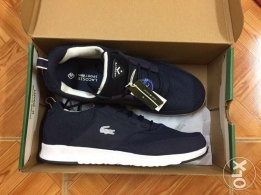 ** Lacoste shoes never used made in Thailand **