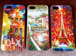 iPhone 5 / 5s painted case