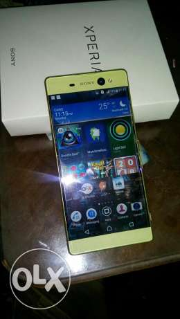 Sony XA ultra lime gold النزهة -  2