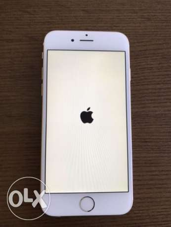 iPhone 6 16GB Gold near new condition