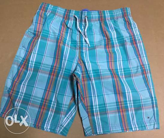 Original Tommy Hilfiger swimshort size small