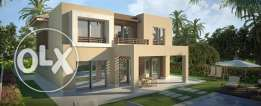 Twin-house located in Ain Sokhna for sale 190 m2, Little Venice
