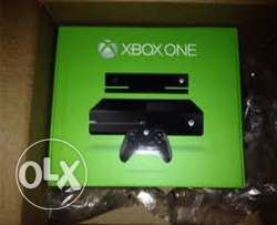 Xbox one with kinect perfect condition from germany