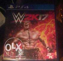 WWE2K 17 NEW arabic adichan for sale or trade