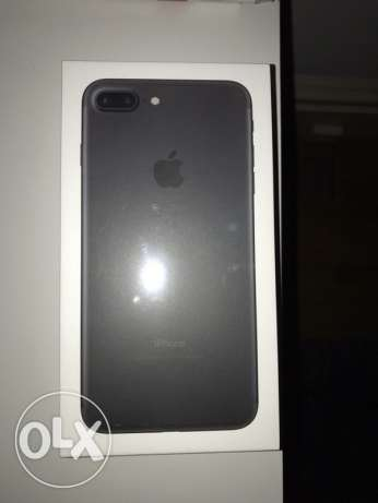 iPhone 7 Plus 128 GB - Matte Black
