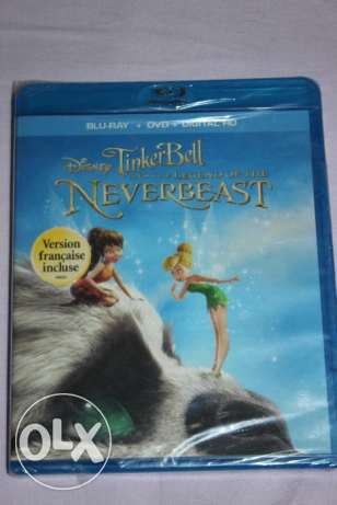 Tinkerbell and the Legend of Never beast