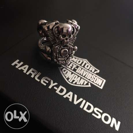 original Harley Davidson ring مدينة نصر -  1