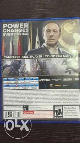Call of duty advanced warfare PS4 التجمع الخامس -  2