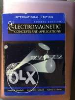 Electromagnetic concepts university book