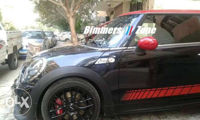 For sale Mini cooper r56 jcw 2013 مدينة نصر -  6