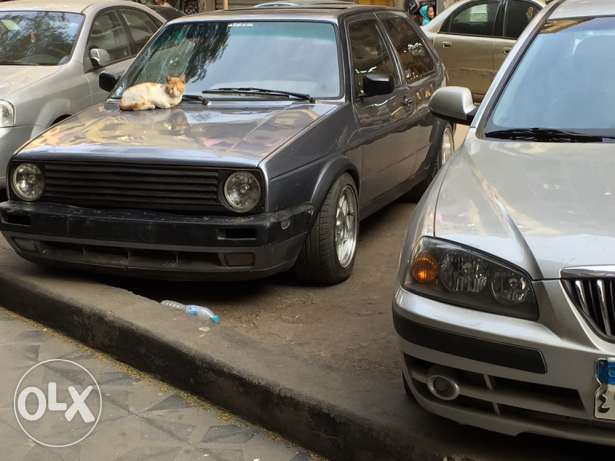 golf 2 coupe عين شمس -  6