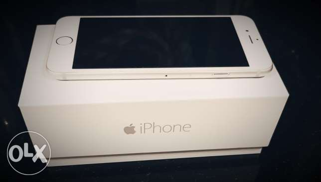 I phone 6 in an en excellent condition