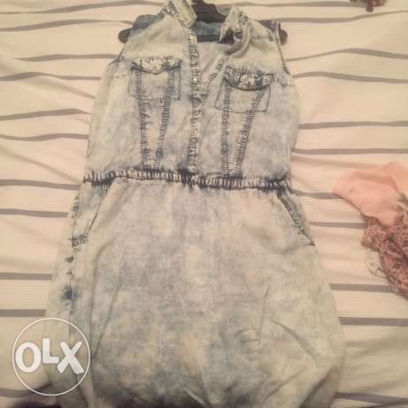 jeans dress reserved brand