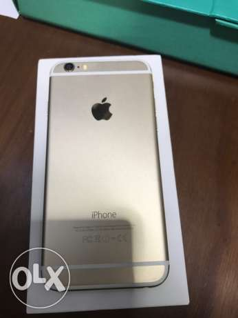 iPhone 6 16G Gold / Very Good Condition / All accessories