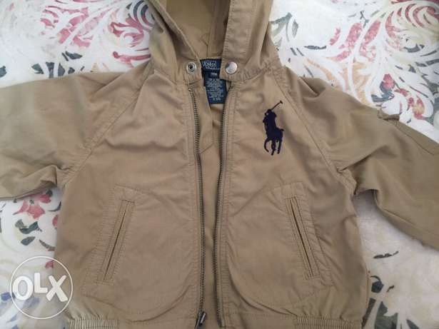Original Ralph Lauren jacket for kids, (unisex) for boys&girls infants