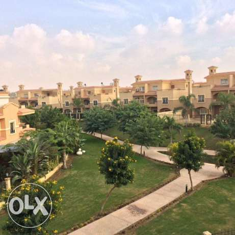 New cairo_ Les Rois Compound_ Twin House For sale