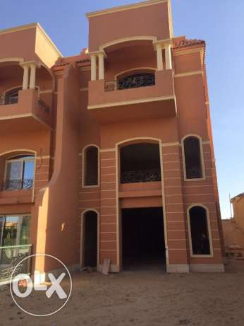 villa twin house EMARLD PARK compound القاهرة الجديدة -  1