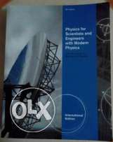 Physics for scientists and Engineering with Modern physics