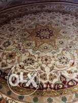 سجاد حرير يدوي (Handmade Carpet)