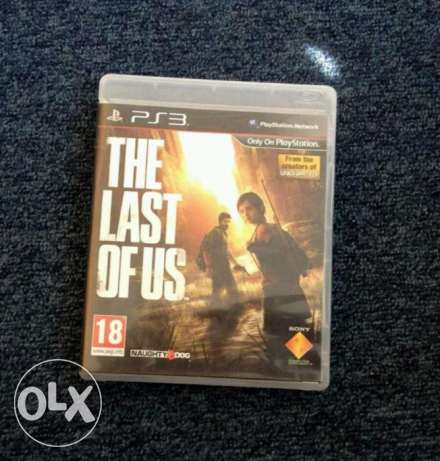 The last of us +Call of duty Ghosts PS3 الإسكندرية -  1