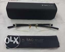 Tag Heuer Eyeglasses Model 07641 noir نظارة تاج هاير