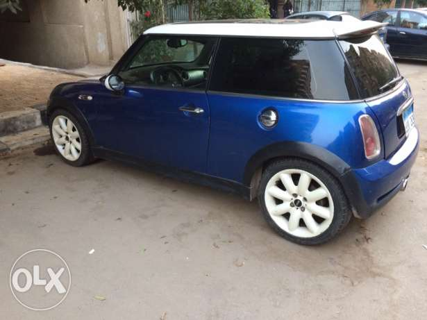 mini cooper 2005 S supercharged