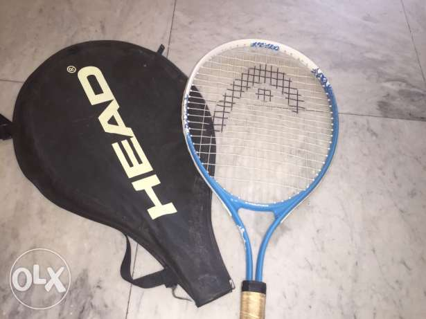 Tennis Racket head