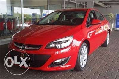 opel astra high line 2016